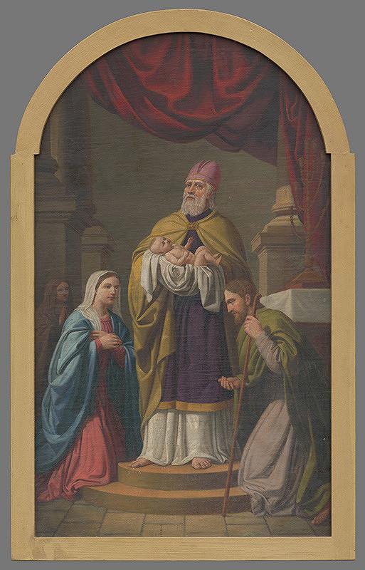 Jozef Božetech Klemens – Predstavenie v chráme
