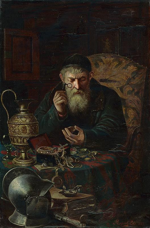 Eduard Majsch – Starožitník