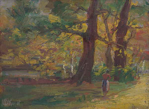 Ľudovít Pitthordt - V lese