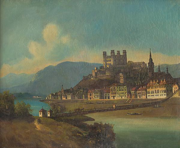 Stredoeurópsky autor z 2. polovice 19. storočia - Bratislava