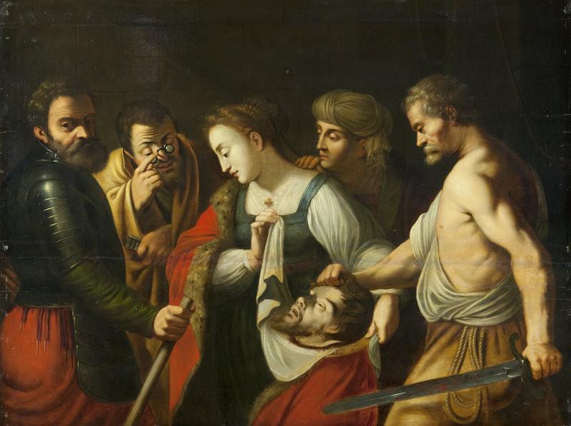 Antiveduto Gramatica – Sťatie svätého Jána Krstiteľa, 1615 – 1625, Galéria mesta Bratislavy