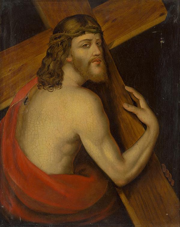 Stredoeurópsky maliar zo začiatku 19. storočia - Kristus s krížom