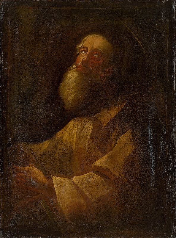 Stredoeurópsky maliar z 18. storočia – Svätý Pavol