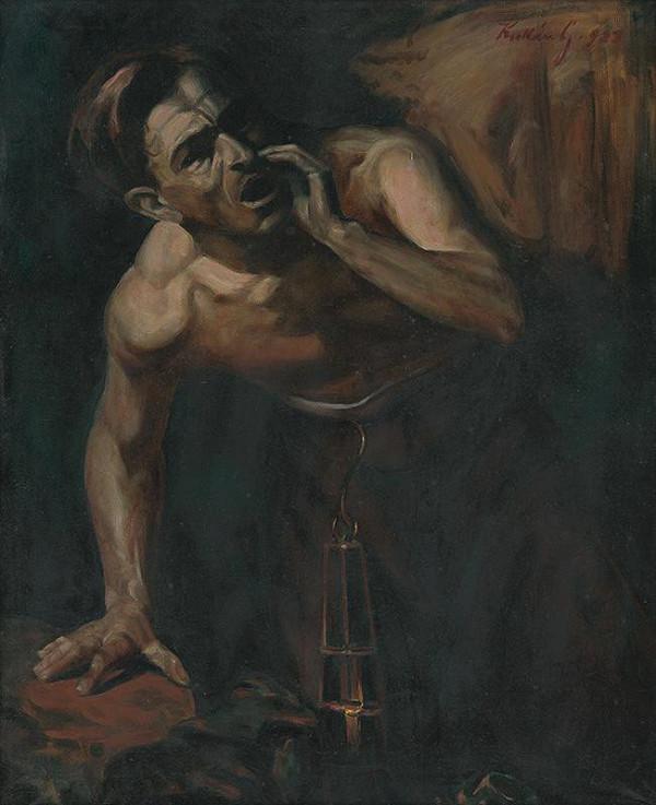 Gejza Kukán - Baník