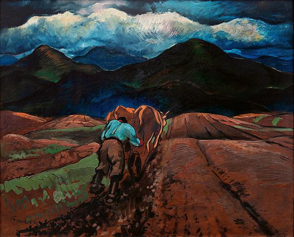 Edmund Gwerk – Oranie pod horami