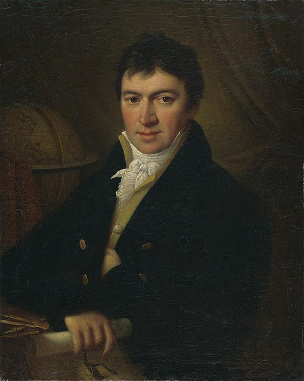 Johann Nepomuk Höfel - Portrét grófa Tadeáša Amadého