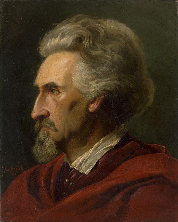 Eduard Majsch - Portrét Filipa Mayera