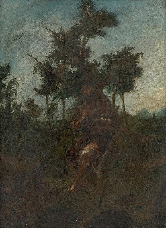 Stredoeurópsky maliar z 18. storočia – Márnotratný syn ako pastier svíň