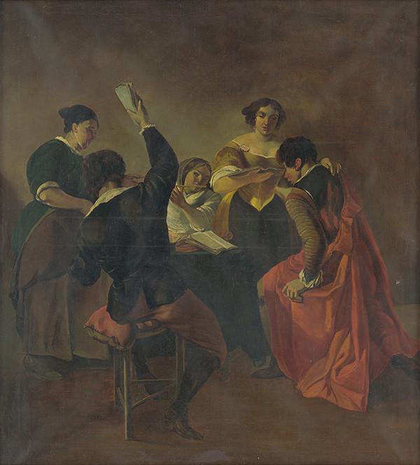 Stredoeurópsky autor z 19. storočia - Koncert