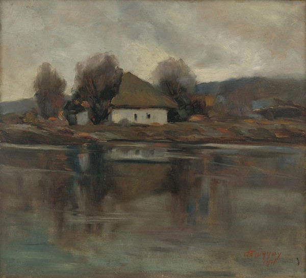 Zolo Palugyay - Rybník