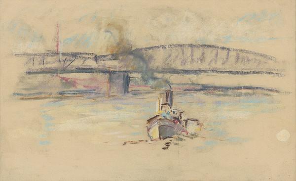 Zolo Palugyay - Dunajský most