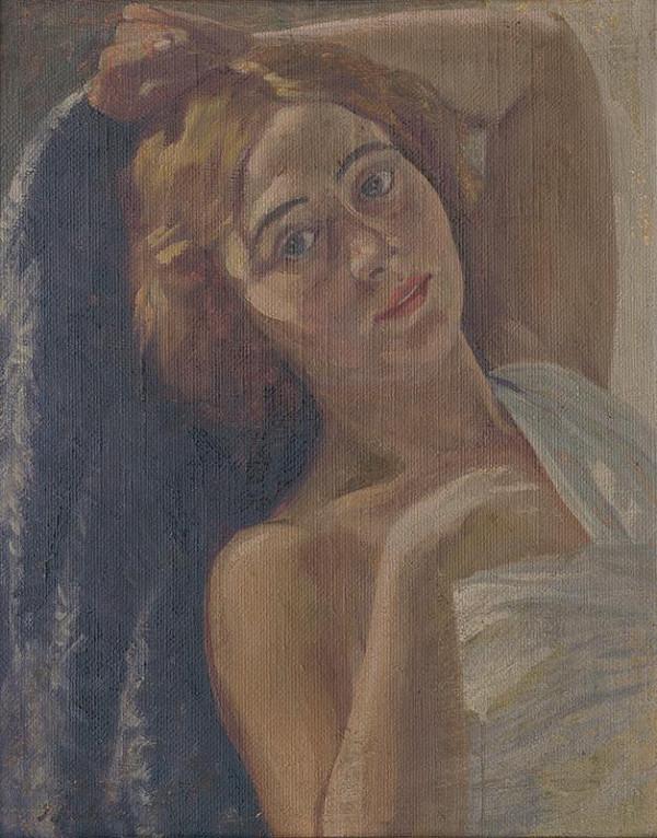 Ivan Žabota – Portrét speváčky Marty Krásovej