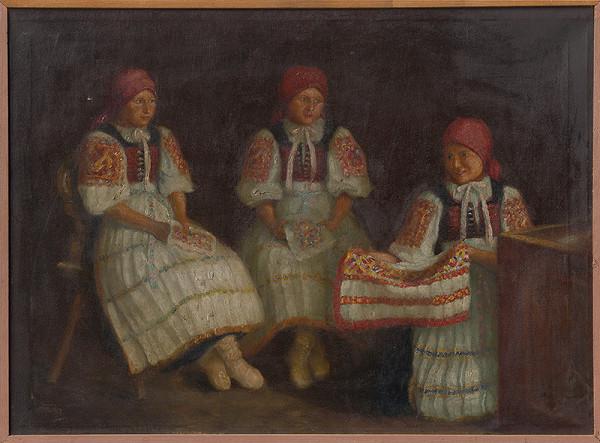 Štefan Straka – Tri sestry