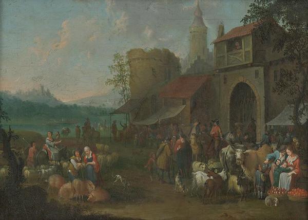 Franz de Paula Ferg - Trh