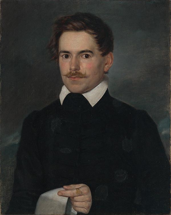 Josef Hasselwander – Portrét Petra Bodó