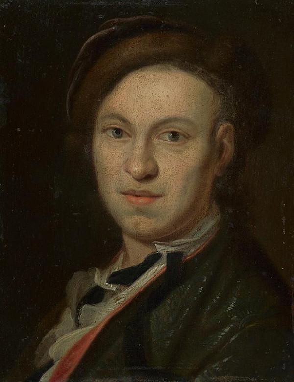 Nemecký autor zo začiatku 18. storočia, Ján Kupecký – Portrét neznámeho muža