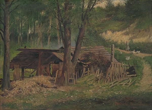 Eduard Majsch - Krajina zo Sološnice