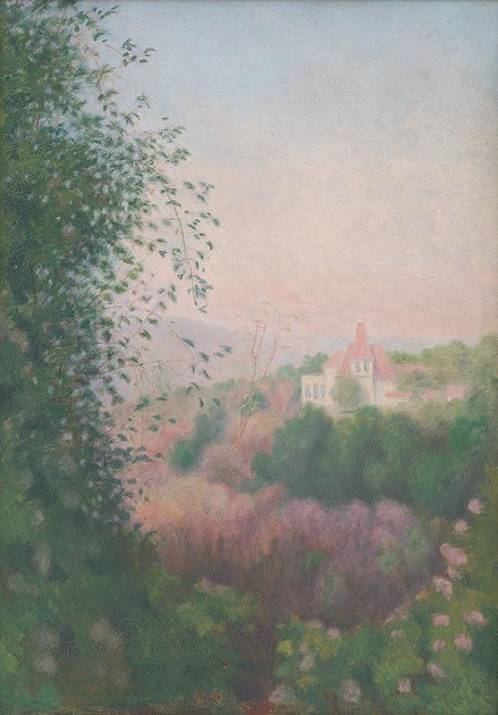 Dezider Czölder – Vila v ružovom údolí