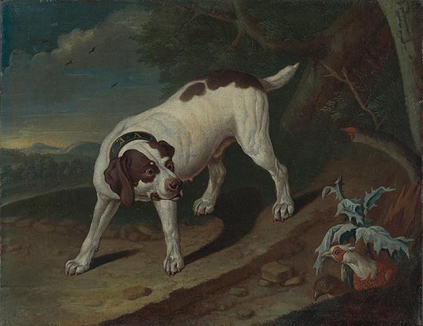 Philip Ferdinand de Hamilton – Číhajúci pes