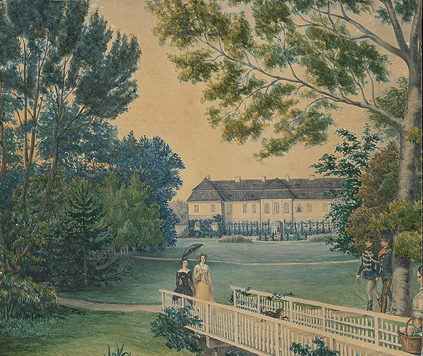 Zay - Zámocký park - Častkovce