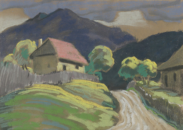 Edmund Gwerk – Na konci dediny