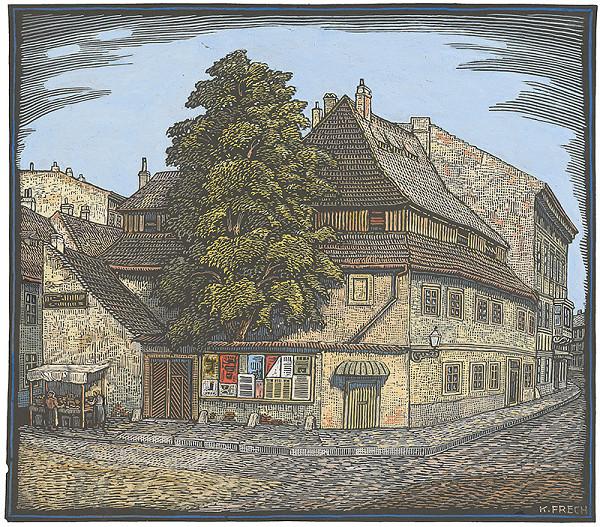 Karol Frech – Garbiarov dom v Bratislave
