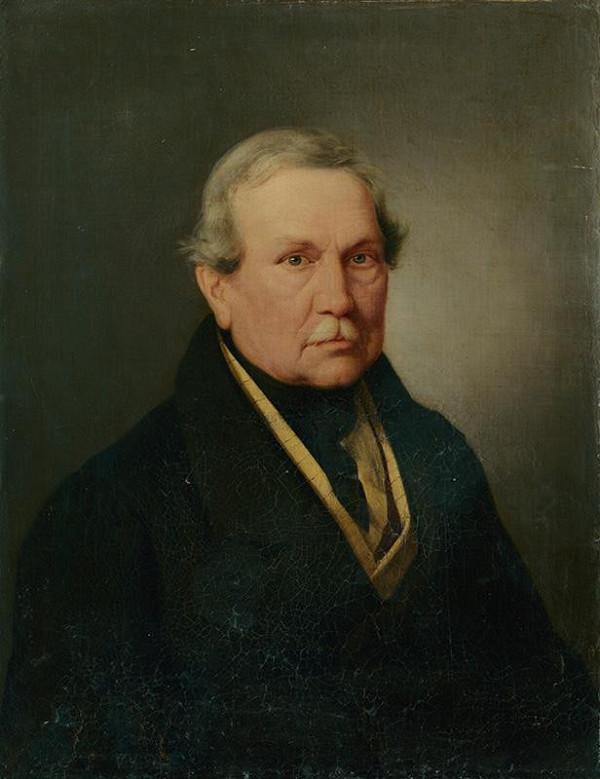 Friedrich Johann Gottlieb Lieder – Portrét medikováča Jána Gschnattla