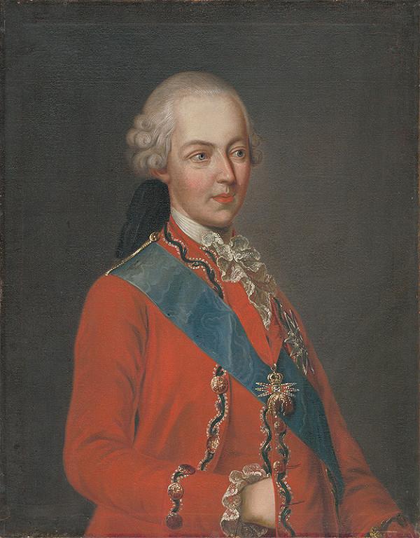 Stredoeurópsky maliar z 2. polovice 18. storočia – Ľudovít - August 25. Dauphin de France