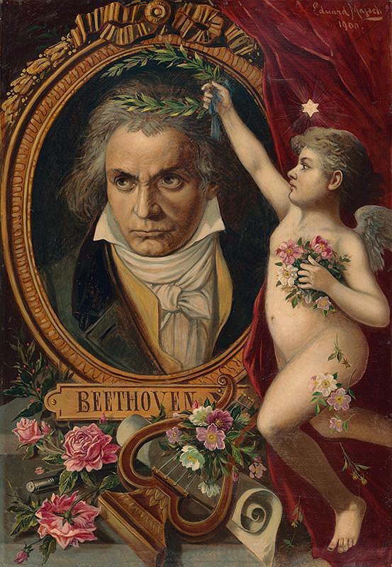 Eduard Majsch – Apoteóza Beethovena
