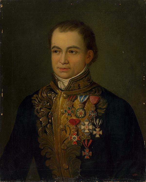 Stredoeurópsky maliar z 1. štvrtiny 19. storočia - Josef Sebastian Gervay