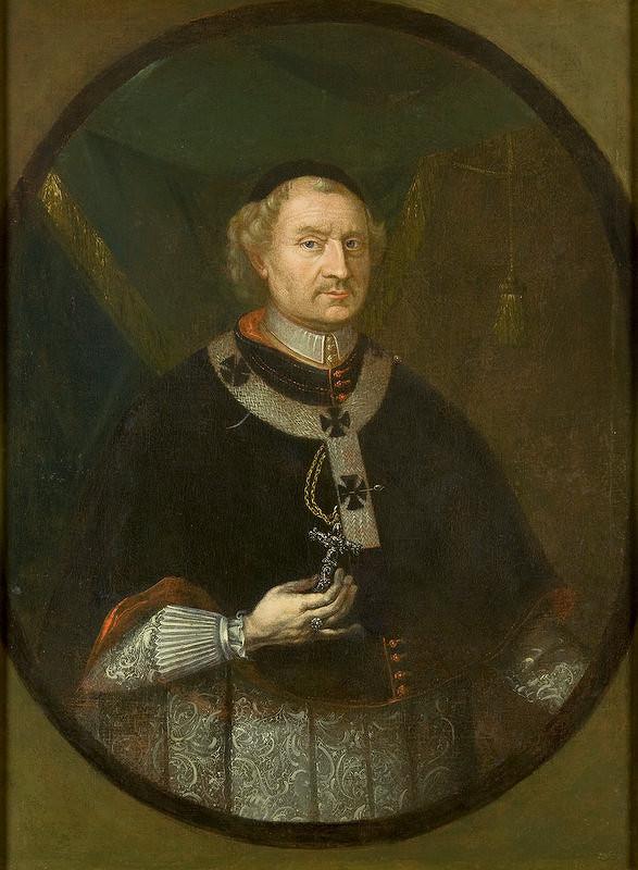 Stredoeurópsky maliar z 1. tretiny 18. storočia – Portrét arcibiskupa Imricha Esterházyho