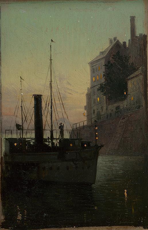Eduard Majsch – Prístav