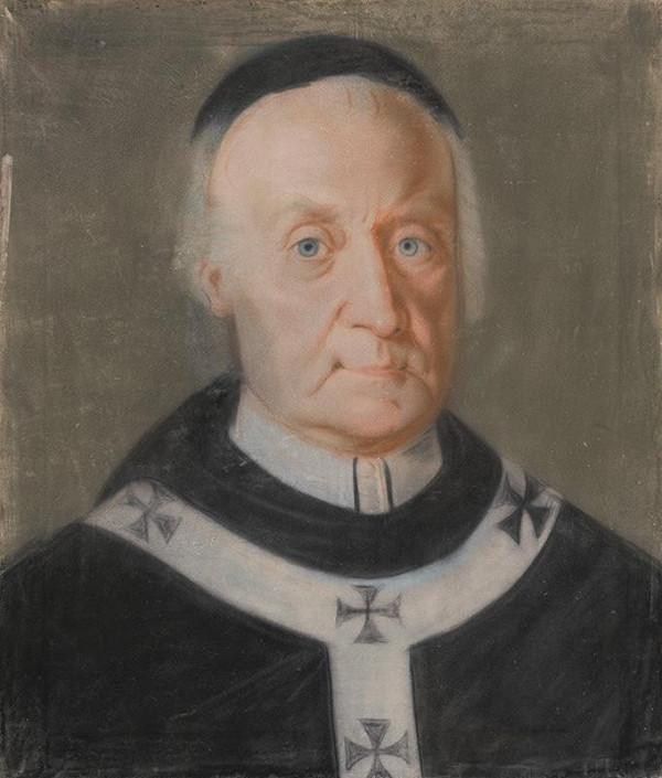 Stredoeurópsky maliar z 3. tretiny 18. storočia - Portrét Imricha Esterházyho
