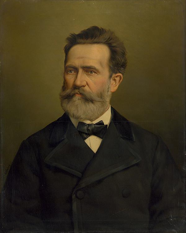 František Kozics - Portrét muža