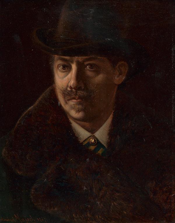 Eduard Majsch – Autoportrét