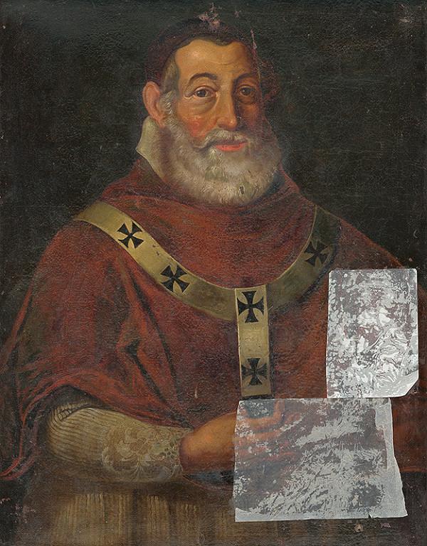 Stredoeurópsky maliar okolo polovice 18. storočia – Portrét arcibiskupa Juraja Szelepcsényiho