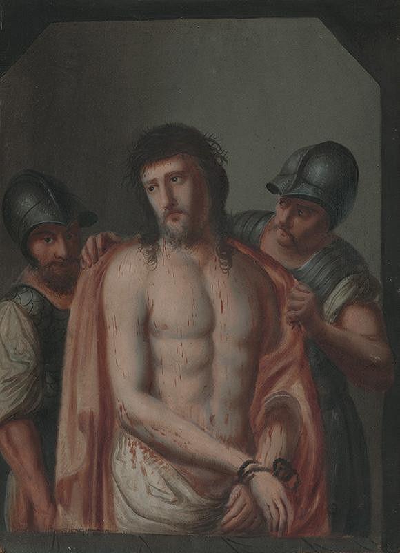 Stredoeurópsky maliar z 1. polovice 19. storočia - Mučenia Krista