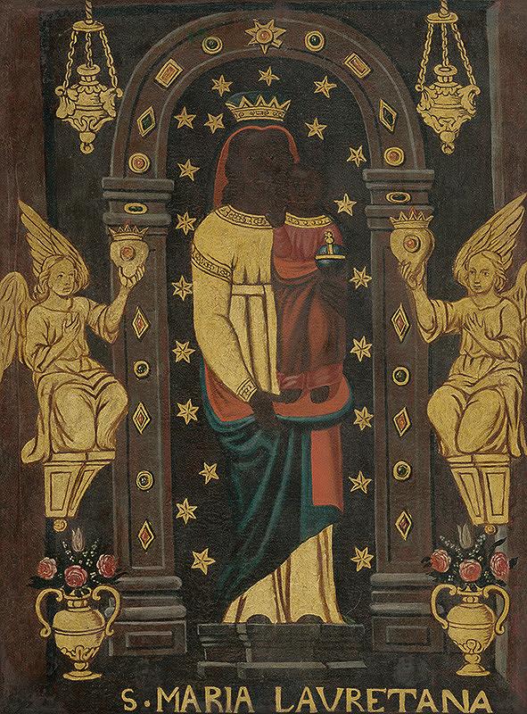 Stredoeurópsky maliar z 18. storočia – Loretánska Panna Mária