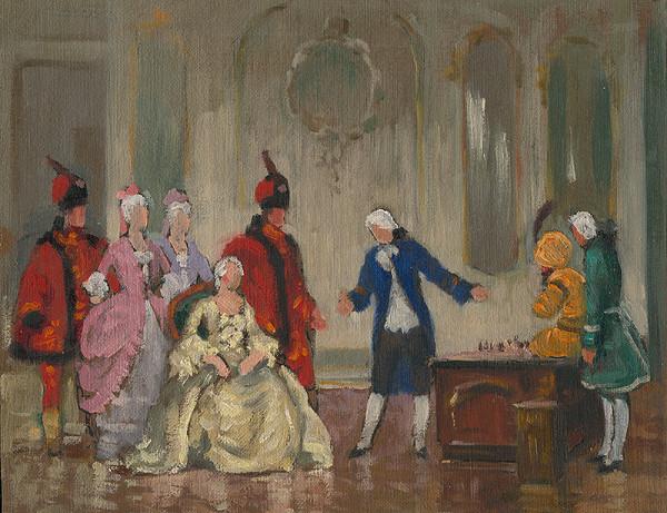Stredoeurópsky maliar z 1. polovice 20. storočia – Spoločnosť