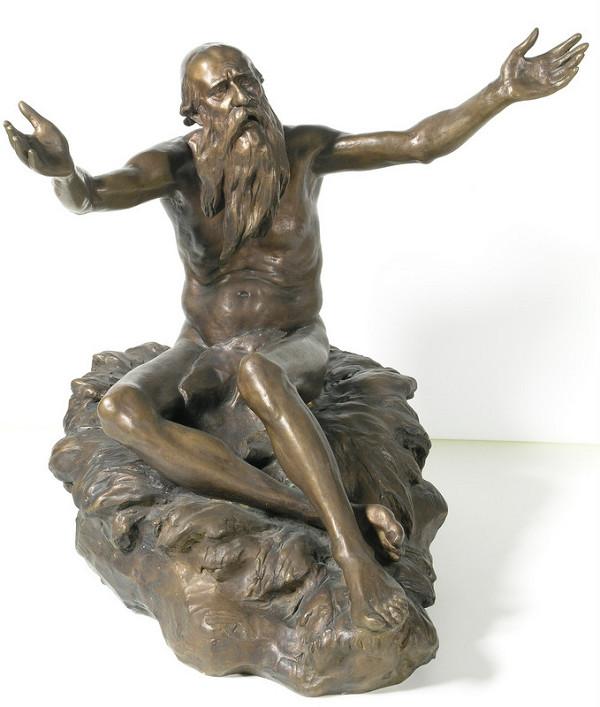 Ján Fadrusz – Lazár