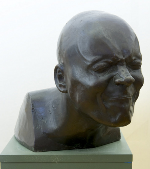 František Xaver Messerschmidt – Charakterová hlava č. 23 - Silná vôňa