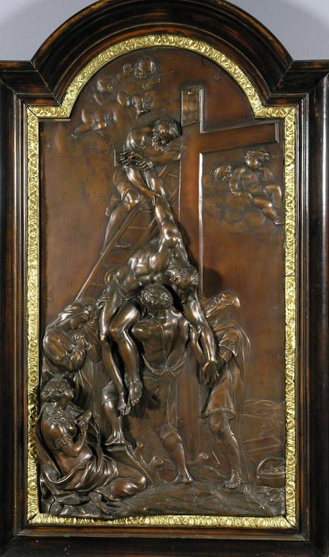 Georg Raphael Donner - Snímanie z kríža