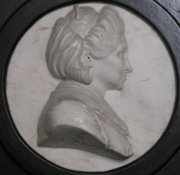 František Xaver Messerschmidt – Portrét ženy