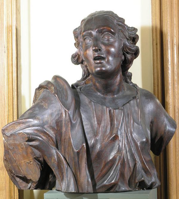Andreas Johann Eglauer - Svätý Ján Evanjelista