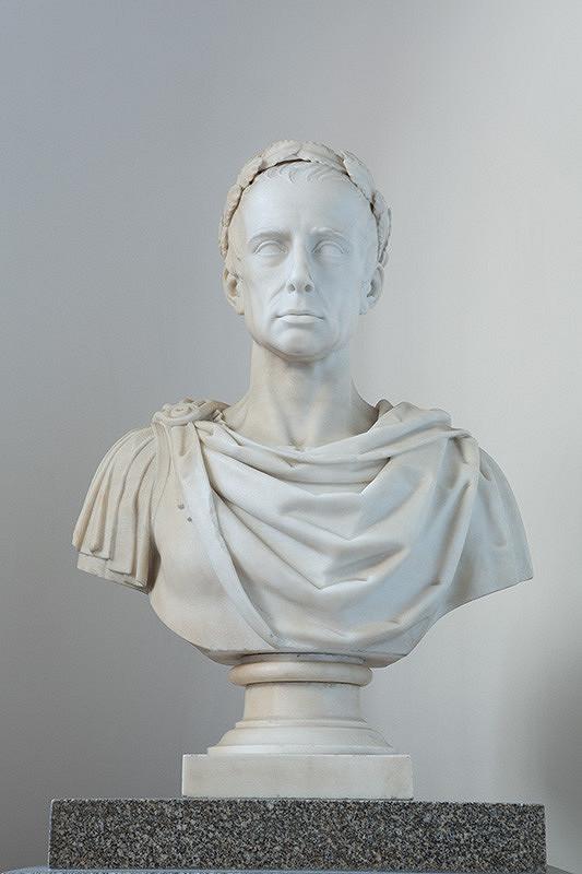 Jozef Klieber - Busta cisára Františka I.