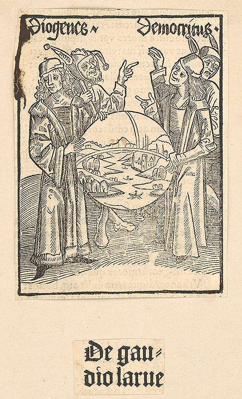 Stredoeurópsky grafik zo 16. storočia – De gaudio larue