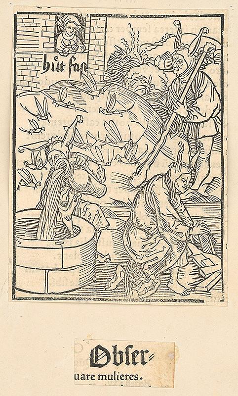 Stredoeurópsky grafik zo 16. storočia – Obfer
