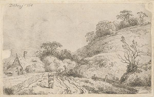 Christian Wilhelm Ernst Dietrich - Samota