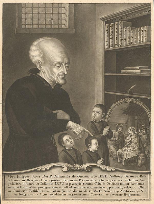 Gottlieb Heiss I. –  Alexandre de Gusmão
