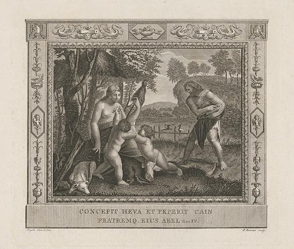 Pietro Bonato, Raffael – Kain a Ábel